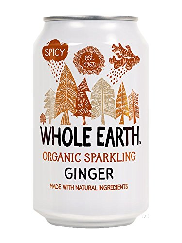 Whole Earth | Sparkling Ginger - og | 10 x 330ml von Whole Earth
