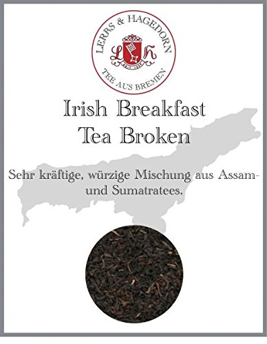 Irish Breakfast Tea Broken 1kg von Lerbs & Hagedorn