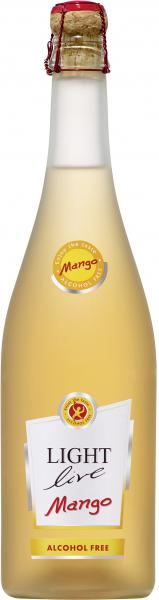 Light Live Mango alkoholfrei von Light Live