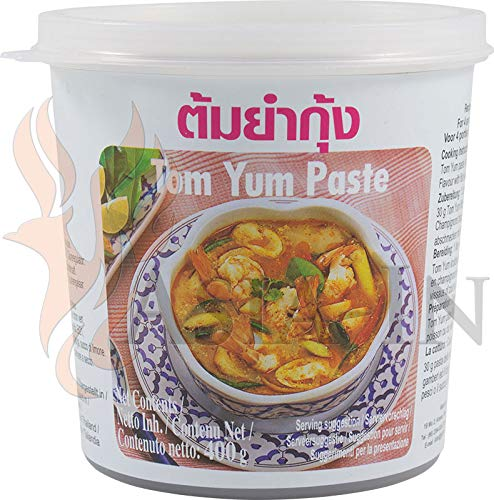 Lobo Tom Yum Paste 400g von Lobo