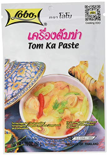 Lobo Suppenmix Tom Ka, 12er Pack (12 x 50 g) von Lobo