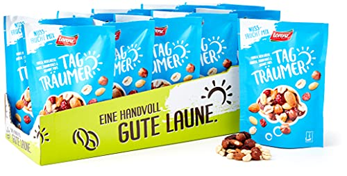 Lorenz Snack World Nuss Frucht Mix Tagträumer, 11er Pack (11 x 100 g) von Lorenz Snack World