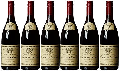 Louis Jadot Beaujolais Villages Rouge Combe aux Jacques 2013 (6 x 0.75 l) von Louis Jadot