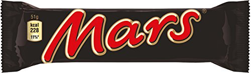 Mars Classic Single, 32er Pack (32 x 51 g) von MARS