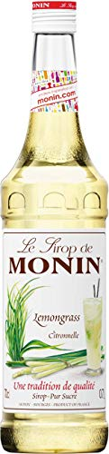 Monin Lemon Grass Lemongrass 3x 0,7 l Zitronengras 3er Pack von MONIN