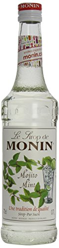 Monin Mojito Mint Sirup, 1er Pack (1 x 700 ml) von MONIN