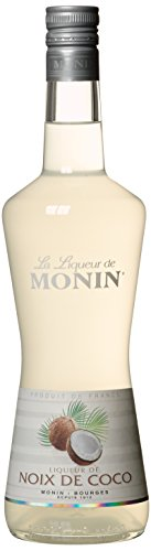 Monin Noix de Coco Kokosnuss Likör, 1er Pack (1 x 700 ml) von MONIN