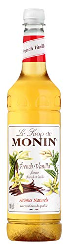 Monin Sirup French Vanilla, 1,0L PET 1er von MONIN