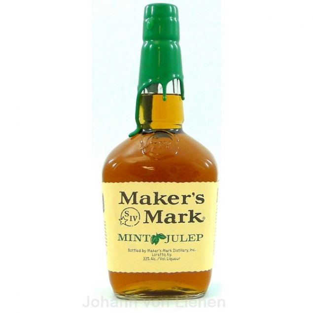 Maker's Mark Mint Julep Pre-Mix 1 Ltr. 33% von Makers Mark