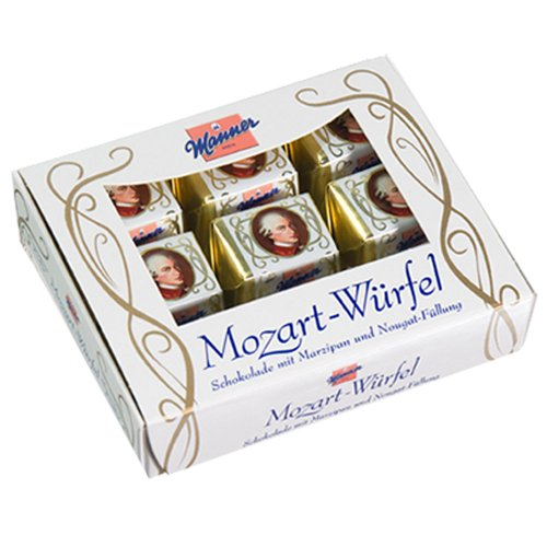 Manner - Mozartwürfel - 120 g von Manner