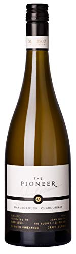Marisco Craft Series The Pioneer Chardonnay 2014 (1 x 0.75 l) von Marisco