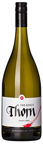 Marisco The Kings Thorn Pinot Gris Magnum Pinot Grigio 2016 trocken (1 x 1.5 l) von Marisco