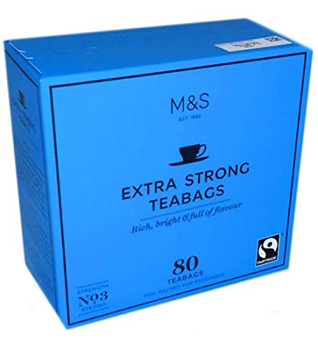 MS Tea Extra Strong (3pack) 250g by Marks & Spencer von Marks and Spencer