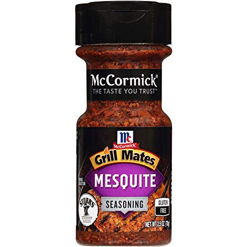 McCormick, Grill Mates, Mesquite Seasoning, 2.5oz Jar (Pack of 6) von McCormick