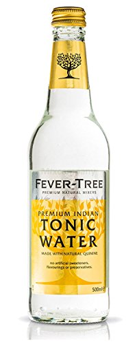 Fever-Tree Premium Indian Tonic Water 500ml - Inkl. Pfand MEHRWEG von Mixcompany.de Bar & Glas