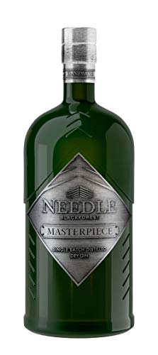 Needle Blackforest Gin Masterpiece 3L (45% Vol)- [Enthält Sulfite] von Mixcompany.de Bar & Glas