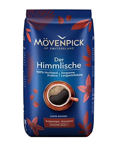 Moevenpick of Switzerland Bohne 500g von Mövenpick