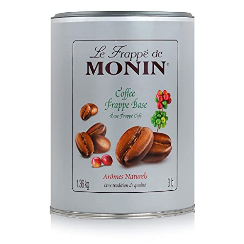 Monin Frappé Base - Kaffee 1,36kg Coffee von MONIN