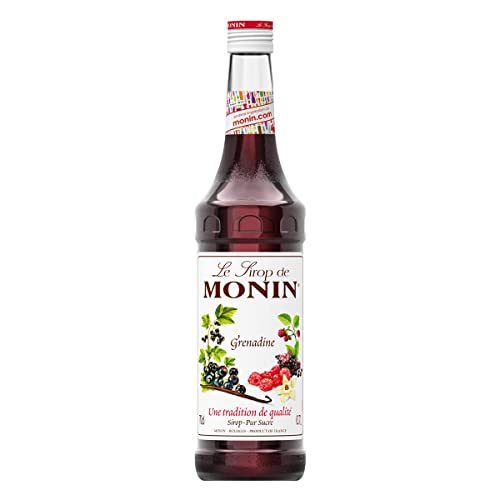 Monin Sirup Grenadine, 1er Pack (1 x 700 ml) von MONIN