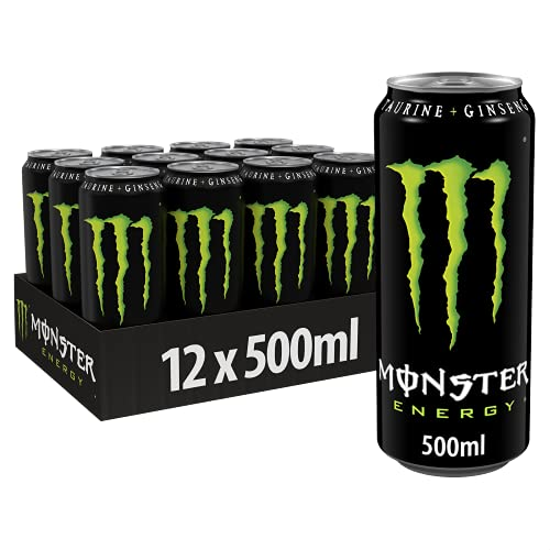 Monster Energy Can 500 Ml (pack Of 12) von Monster Energy