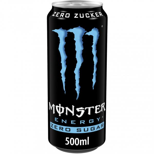 Monster Energy Absolutely Zero (Einweg) von Monster