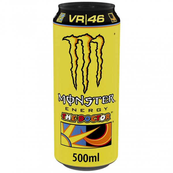 Monster Energy The Doctor (Einweg) von Monster