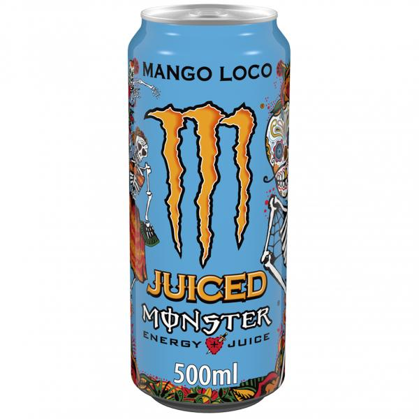 Monster Juiced Mango Loco (Einweg) von Monster
