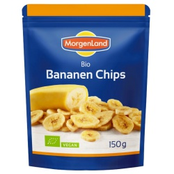 Bananenchips von Morgenland