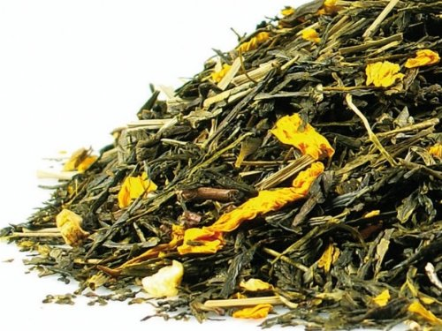 grüner Tee Lemon Cream mit Ginseng 1kg von Mount Everest Tea