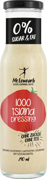 Mr. Lowcarb Dressing 1000 Island von Mr. Lowcarb
