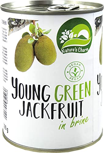 Nature's Charm Jackfruit in Lake, 6er Pack (6 x 565 g) von Nature's Charm