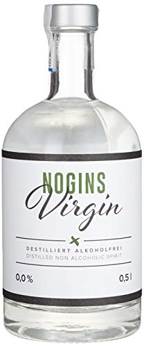 NOGINS - Virgin alkoholfreier Gin (0.5 l) von NOGINS - Virgin