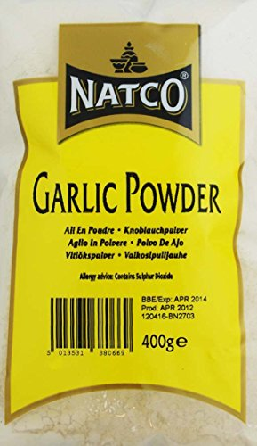 Natco Garlic Powder 400g von Natco