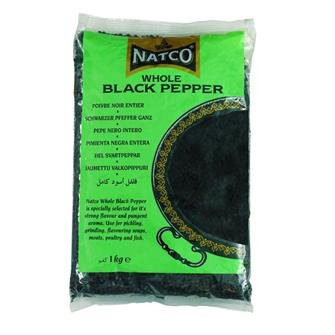 Natco Whole Pepper 1 x 1kg von Natco