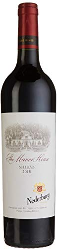 Nederburg Manor House Shiraz Collection Trocken (1 x 0.75 l) von Nederburg