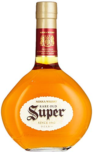 Nikka Super Whisky Rare Old Rich and Smooth (1 x 0.7 l) von Nikka