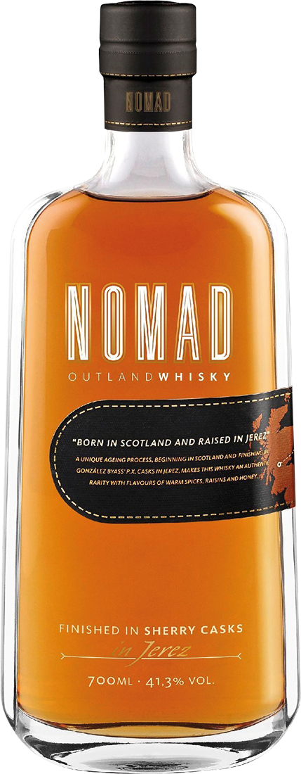 Nomad Outland Whisky 41,3% vol. von Nomad