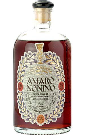 GRAPPA NONINO AMARO QUINTESSENTIA 700 ml. 35 % VOL. von Nonino