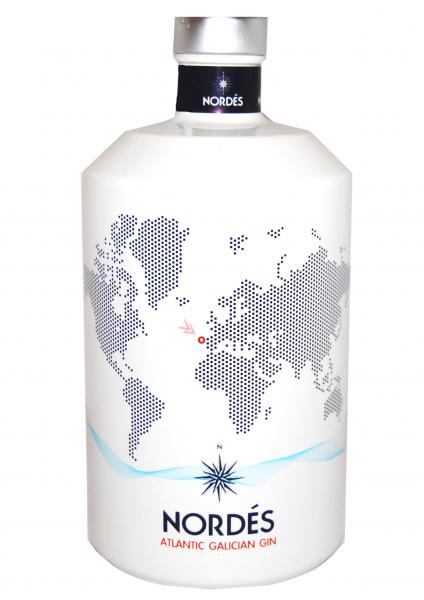 Nordés Atlantic Galician Gin von Nordés