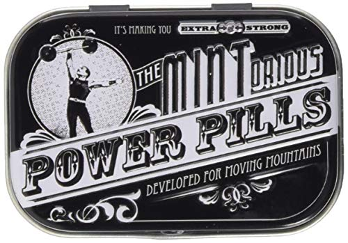 Nostalgic-Art 81354 Nostalgic Pharmacy - Power Pills, Pillendose von Nostalgic-Art