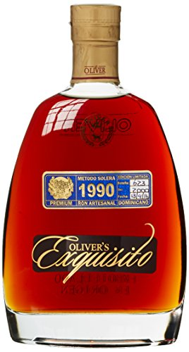 O&O Exquisito 1990 Rum aus der Dominikan Republik (1 x 0.7 l) von O&O Exquisito 1990