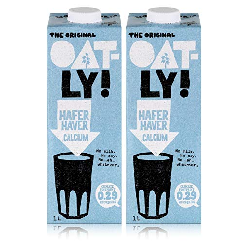 Oatly | Oatly Enriched - added calcium | 2 x 1l von Oatly