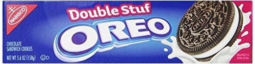 Oreo Double Stuf Cookies, 5.6 Ounce (Pack of 12) by Oreo von Oreo