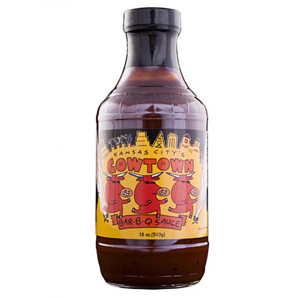 Kansas City Cowtown Barbecue Sauce von Original Juan