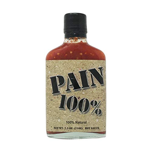 Pain 100% Hot Sauce von Original Juan