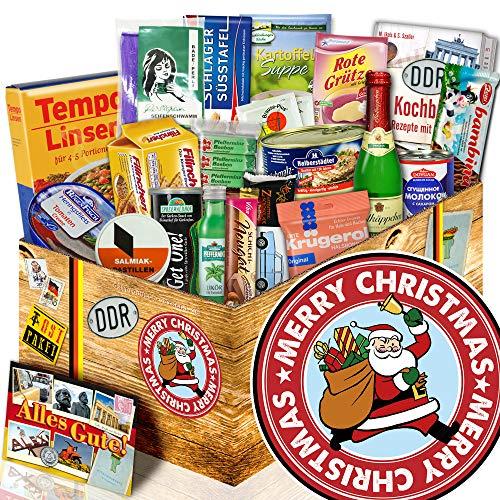 Weihnachtsmann DDR Geschenke Set Weihnachts Geschenkideen