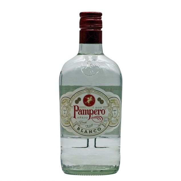 Pampero Blanco 0,7 L 37,5%vol von Pampero