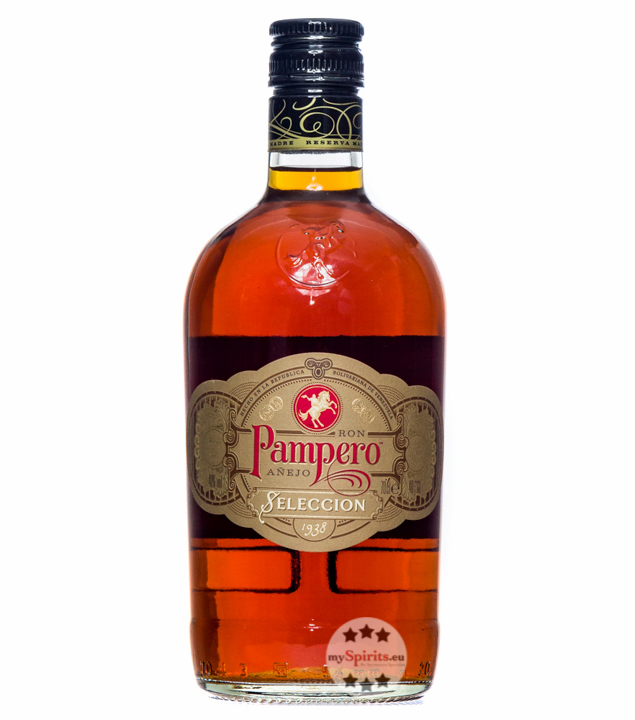 Pampero Seleccion Rum (40 % vol., 0,7 Liter) von Pampero