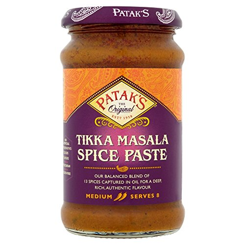 Pataks - Tikka Masala Paste - 283g (Case of 6) von Patak's