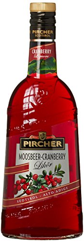 "Pircher Moosbeerlikör ""Cranberry"", 1er Pack (1 x 700 ml) von Pircher"
